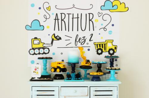 Festa Construção - Agatha Moraes