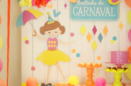 Festa Baile de Carnaval - Agatha Moraes